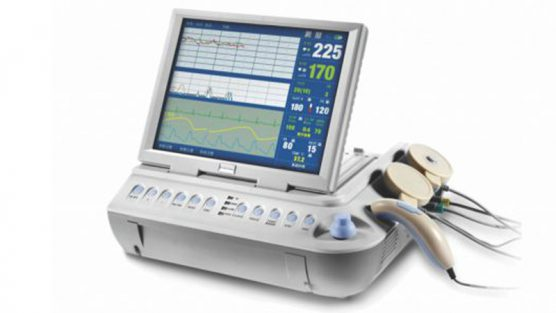 Foetal and Maternal Monitor FM-921 (CTG Machine)