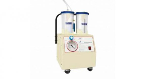 High Volume Mobile Suction Pumps