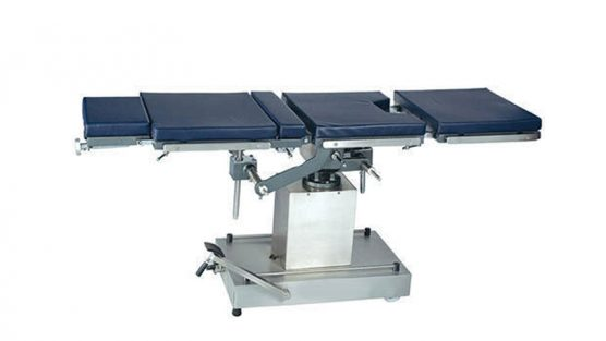 Hydraulic Operating Table