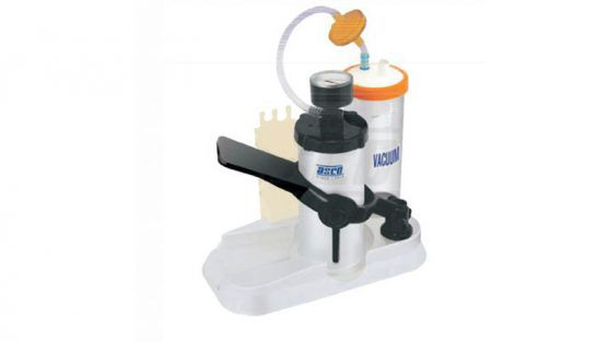 Manual Foot/Hand Operated Suction Pump