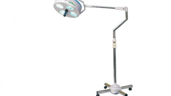 Mobile Single Reflector Shadowless Surgical Operating Lamp