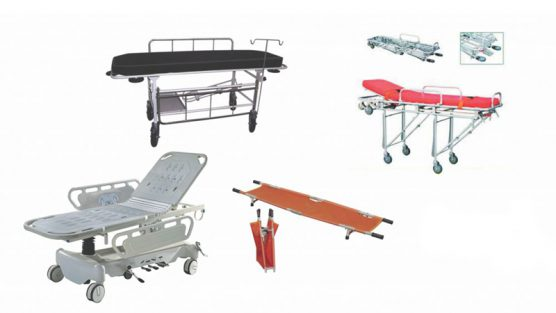 Patient Stretchers and Trolleys